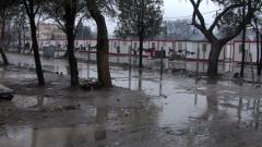 Афганистанец се самозаколи в бежанския център в Харманли