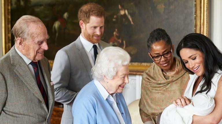 Защо кралският протокол не важи за майката на Меган