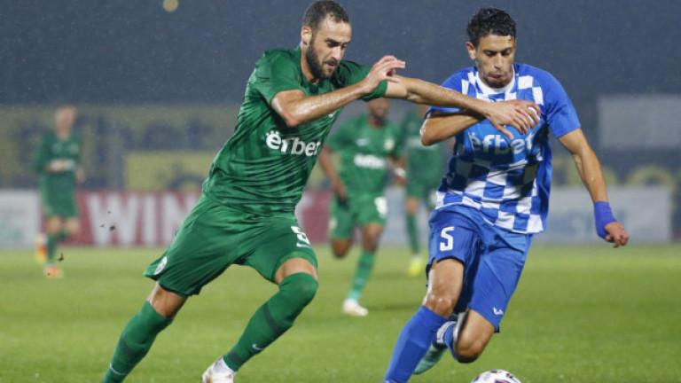 Ихинио Марин се завръща в игра за плейофите в efbet Лига
