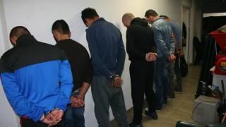 Оставиха в ареста петима от задържаните след акцията в Бургас
