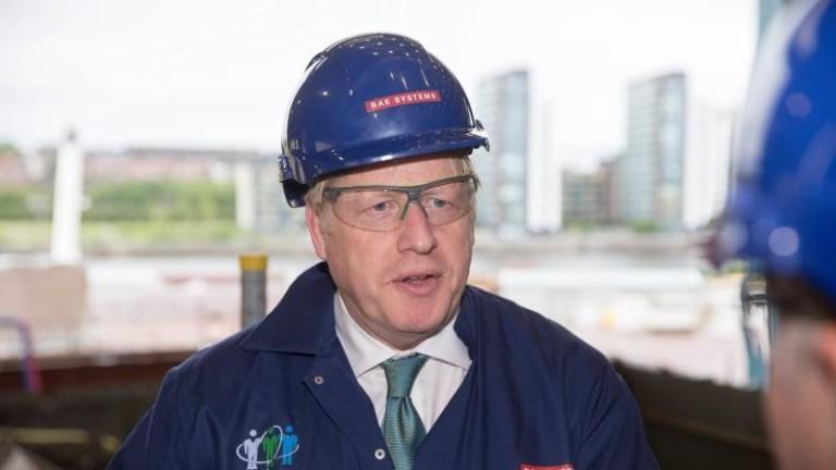 Джонсън: Да се готвим за Брекзит без сделка
