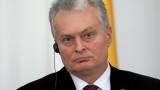 """Президентът на Литва бойкотира събитието за освобождението на """"Аушвиц"""" в Израел заради Путин"""