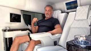 Силвестър Сталоун продава лукс на колела