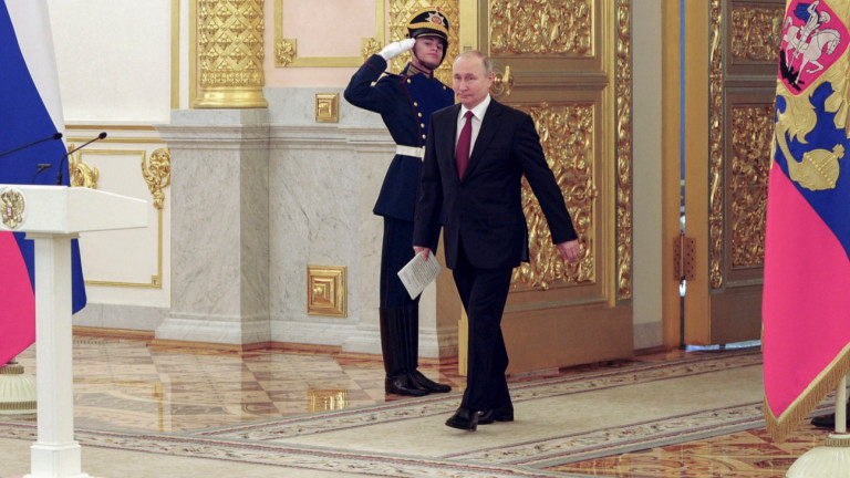 """""""Либерасион"""": Владимир Путин или политиката на изгорената земя"""