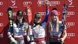 Ана Фенингер завоюва световната купа