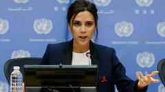 Виктория Бекъм стана посланик на ООН за проблемите със СПИН