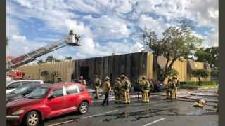 Самолет се разби в детски център