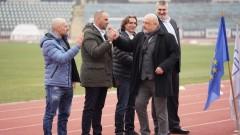 Стъки и други шампиони отсякоха: Красен Кралев е най-успешният министър на спорта от всички кабинети на прехода