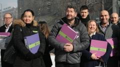 """Отново сме в битка за демокрацията, припомнят на 4 февруари от """"Да България"""""""