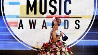 Какъв рекорд поставиха Американските музикални награди