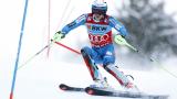 Хенрик Кристоферсен измъкна победата в слалома във Венген
