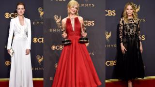 """Най-красивите актриси на наградите """"Еми"""""""
