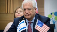 """Коментарите на Абас за евреите са """"ново дъно"""", хока го посланикът на САЩ в Израел"""
