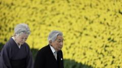 """Император Акихито изрази """"дълбоко разкаяние"""" за участието във Втората световна война"""