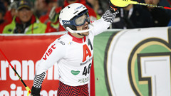 Алберт Попов 29-и в гигантския слалом в Оре, световен шампион е Хенрик Кристоферсен