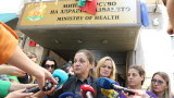 Жени Начева пак обеща по-леки процедури за лечение на деца