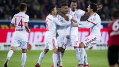 Байерн (Мюнхен) разби с 4:0 като гост Фрайбург