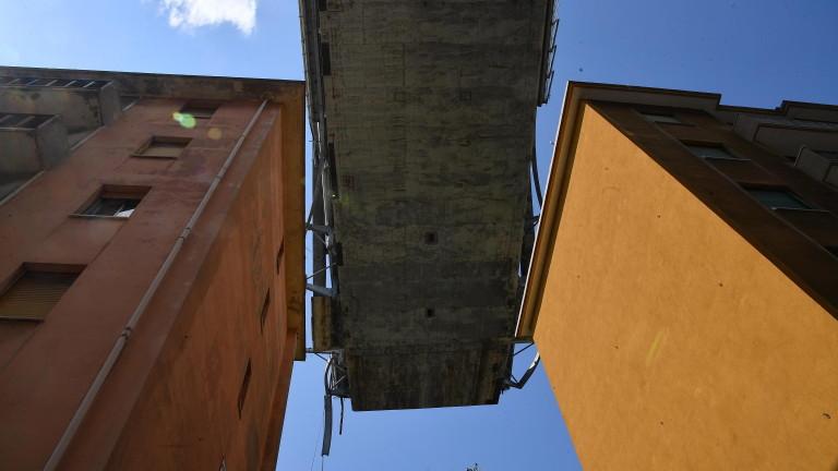 Мостовете в Европа са в опасно състояние, пише британският вестник