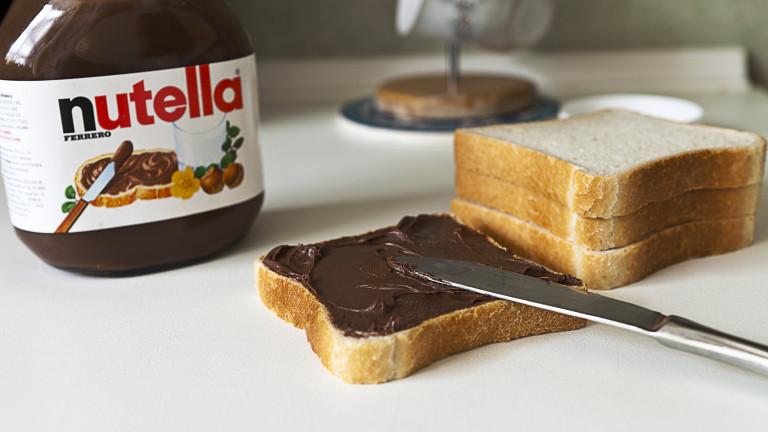 Как да си направим домашна Nutella