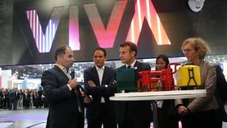 Франция няма да блокира Huawei, обяви Макрон
