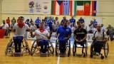 Легенда на сръбския баскетбол в колички взема участие в среща между БКХУ Левски и ККК Найс