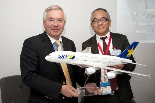 Човекът, който продаде 14 000 самолета и превърна Airbus в лидер на пазара