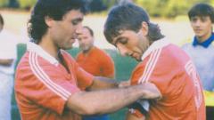 ЦСКА: Туньо ще остане в историята като най-добрия защитник