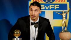 Ибрахимович нежелан в националния отбор на Швеция!