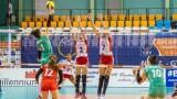 Девойките завършиха на осмо място на Европейския олимпийски фестивал в Баку