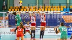 Девойките сразени от Украйна с 0:3 гейма в Баку