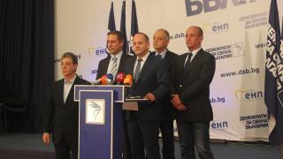 ДСБ искат нов мандат на Плевнелиев, търсят дясна подкрепа