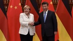 Меркел и Си Дзинпин призоваха за свободна търговия и отворени пазари
