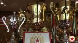ЦСКА представя утре специална марка за 70-годишния юбилей
