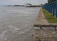 Дунав рязко нагоре