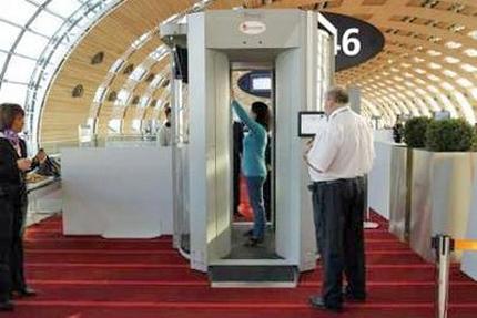 Новите скенери и на летището в Рим