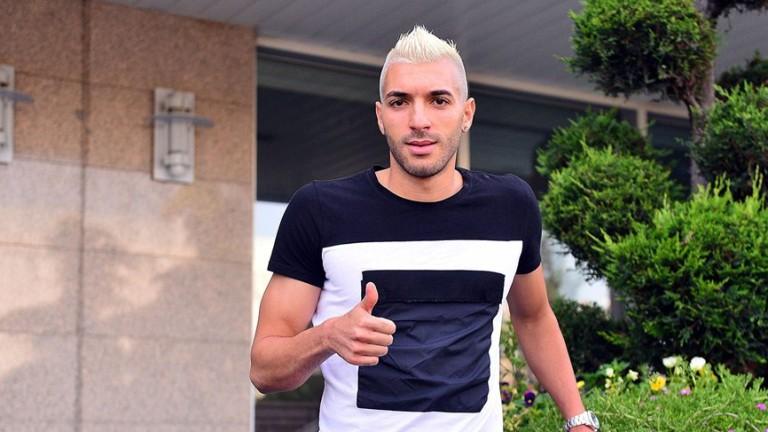 Бившият футболист на Левски Мехди Бурабия ще продължи кариерата си