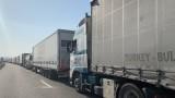 Индустрията иска камионите да не се връщат задължително в базата