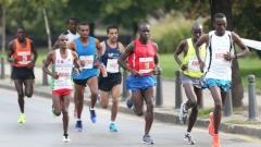 Над 10 000 участници на маратона в Москва