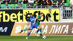 Станислав Иванов: Искам всеки мач да се доказвам