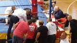 Трагедия! Български боксьор почина на ринга в Албания