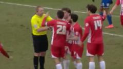 Ново скандално съдийско решение в английския футбол (ВИДЕО)