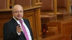 Четин Казак се надява на добър закон срещу корупцията