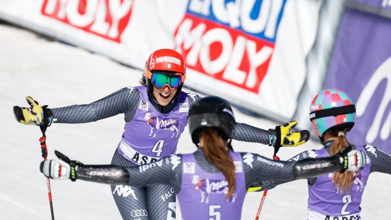 Италиански триумф в последното състезание за сезона при дамите