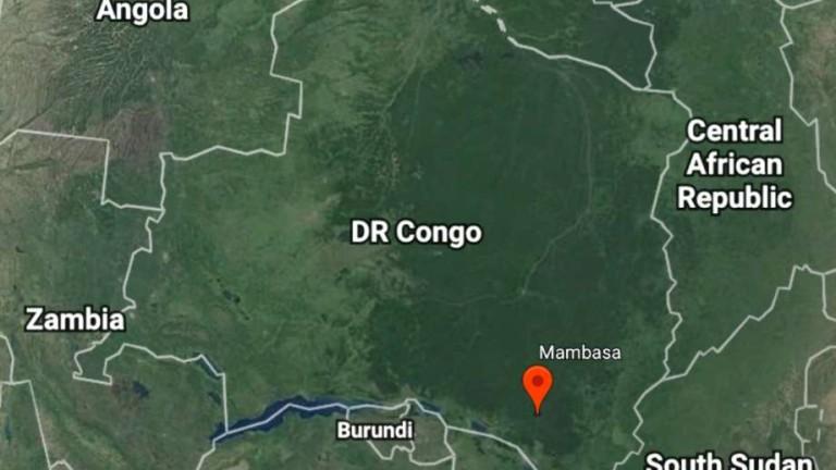 30 загинали и 200 изчезнали след корабокрушение в ДР Конго