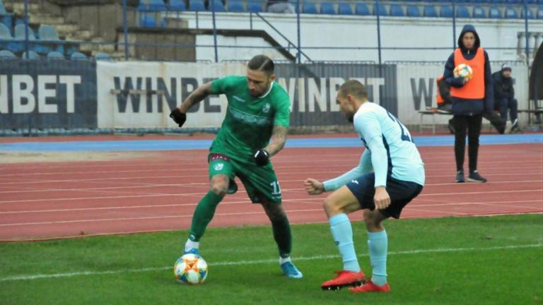 Иван Бандаловски иска да напусне Берое