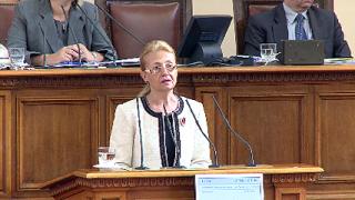 """Само един депутат """"против"""" отчета на ВСС"""