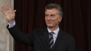 Хиляди в подкрепа на настоящия аржентински президент