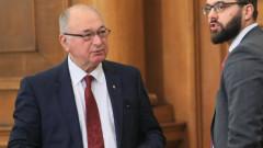 Спас Панчев вън от НС, искат социалистите от Стара Загора