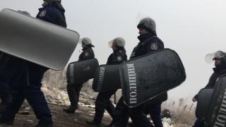 Мащабна полицейска акция в старозагорско село