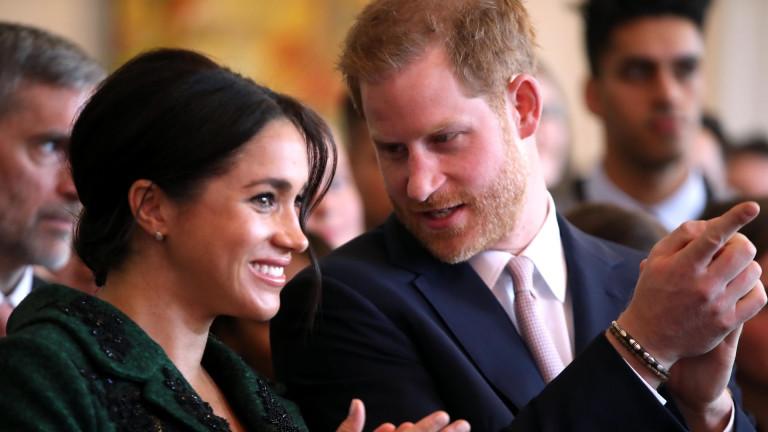 Защо Хари и Меган остават при Уилям и Кейт